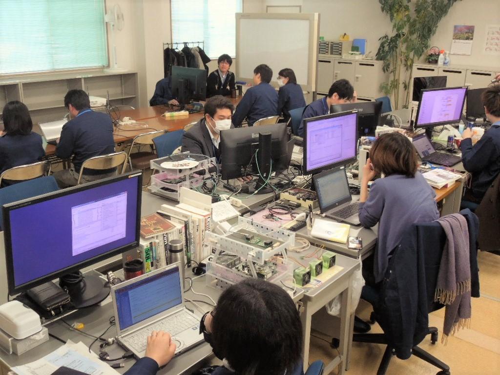 組込み系ソフトウェア設計開発技術者