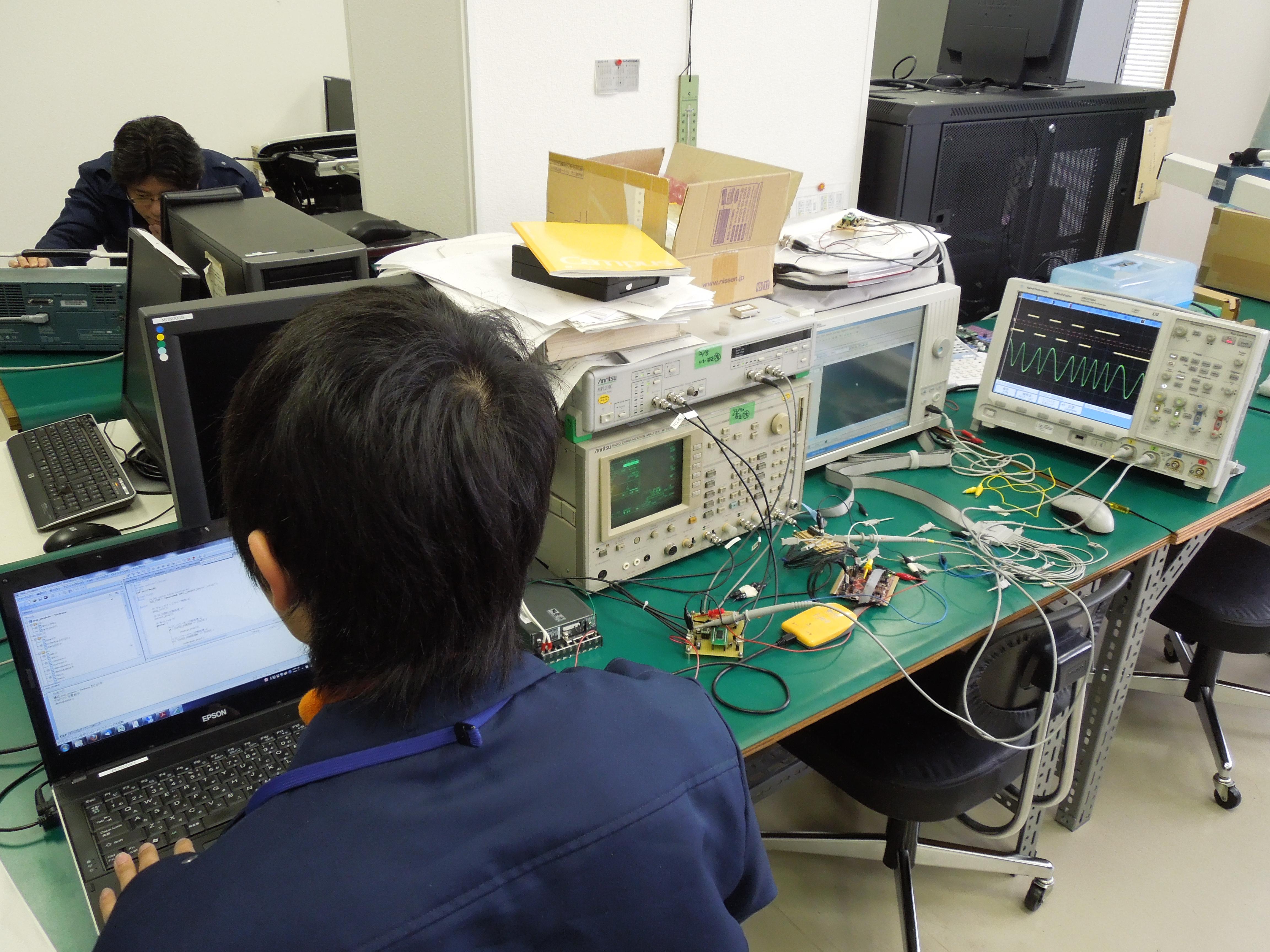 電子回路設計技術者