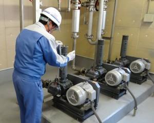 排水処理施設管理業務